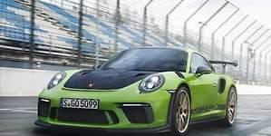 Porsche 911 GT3 RS: para escaparse (o no) del circuito con 520 CV bajo el pie derecho