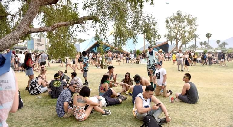 El cannabis es legal en California, pero no en Coachella