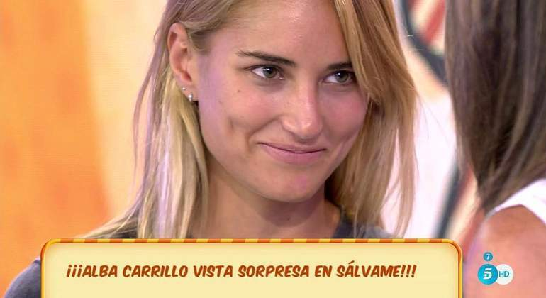 Mila Ximénez atiza a Alba Carrillo: ¡Qué mierda de sección!