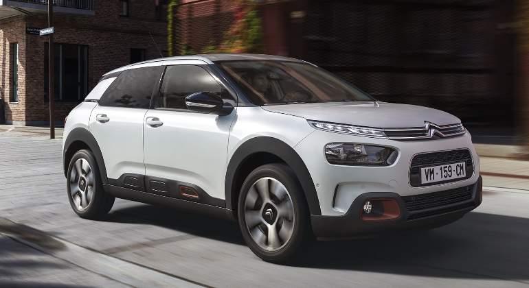 Citroën C4 Cactus 2018: se transforma en el nuevo compacto de la marca