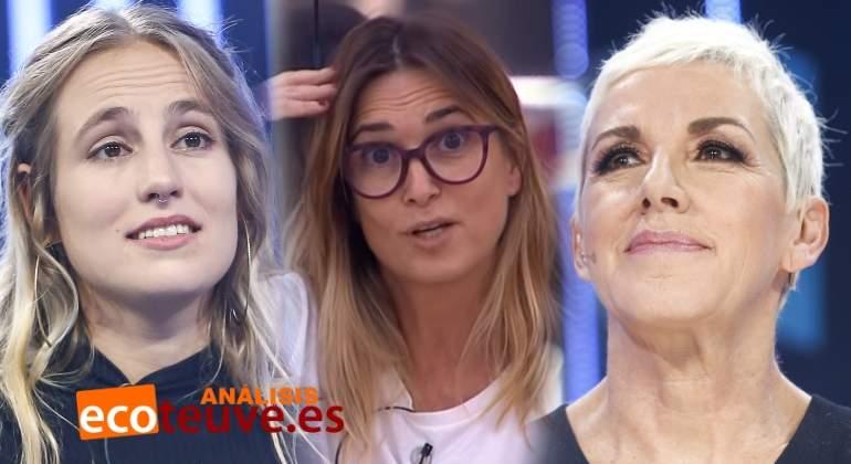 Ana Fernández, impotente y enfadada tras la muerte del cámara Santi Trancho