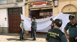 Doble crimen en un local de Valdepeñas de Jaén