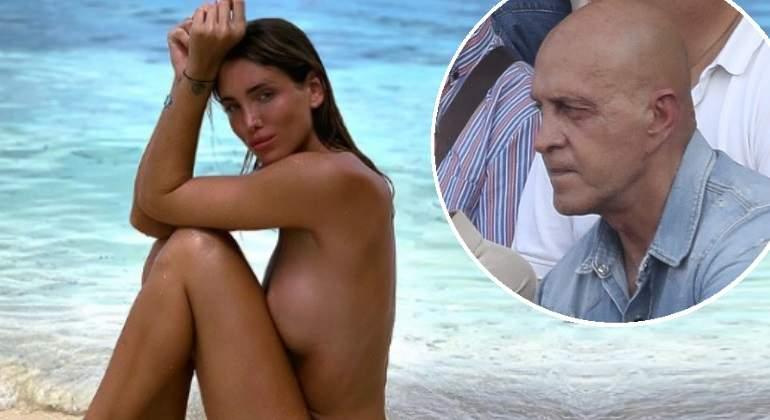 Simona Gh 17 Posa Desnuda En La Portada De Primera Línea
