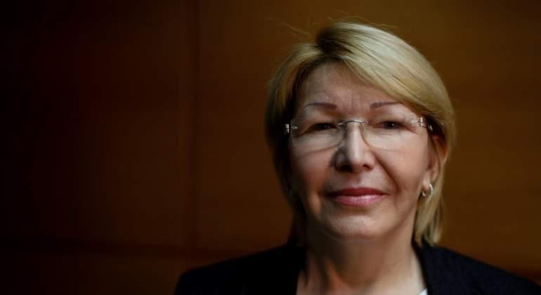 Luisa Ortega Díaz denuncia a Nicolás Maduro ante La Haya