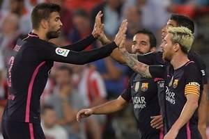 El Barça sale vivo de San Mamés