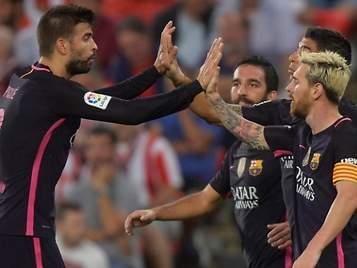 El Barça sale vivo de San Mamés y consigue tres puntos de oro