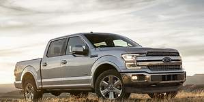 Ford F150, el coche más vendido en EEUU, se pasa ahora al diésel