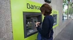 Bankia presiona ya la resistencia de los 4,18 euros
