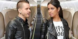 Cristina Pedroche y David Muñoz: bronca en el avión