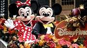 Personajes de Disney iStock