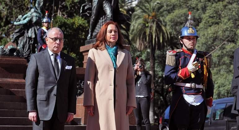 Ecuador y Argentina seguirán avanzando