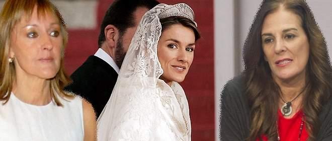 Ángela Portero acusó a la tía de Letizia  de intentar vender la primera boda de su sobrina