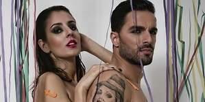 Petra  y Cristian (GH) se desnudan para Torito