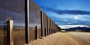 ¿Y si el muro de Trump fuese virtual? Proponen una solución un 90% más barata