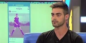 Jesús Tomillero, 1º árbitro gay, en Hazte un selfie