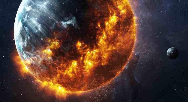 El Reloj simbólico del Apocalipsis marca más cerca que nunca el fin del mundo