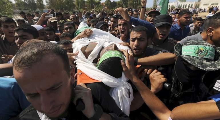 Un preso palestino finaliza su huelga de hambre tras 71 días de protesta