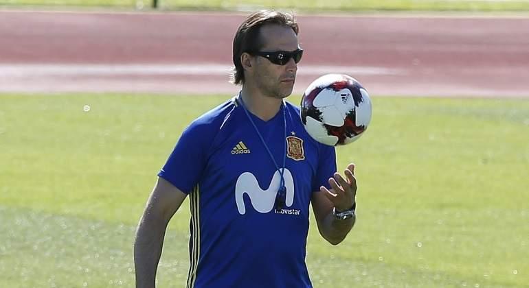 Derrota España a domicilio a Macedonia
