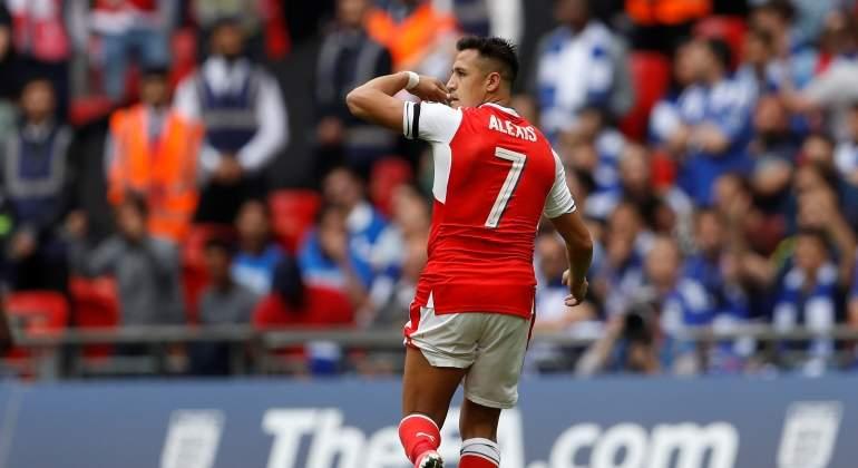 El Arsenal salva la temporada y deja al Chelsea sin doblete
