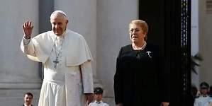 Papa pide perdón por abusos sexuales de sacerdotes en Chile