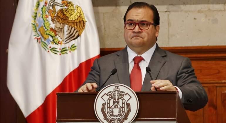 Suspende el PRI derechos políticos de Javier Duarte