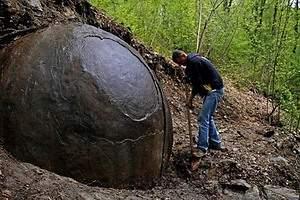 Enigmática esfera en Bosnia