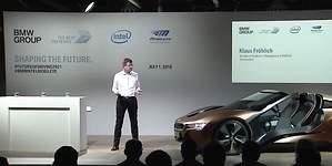 Audi, BMW y Daimler se alían con cinco gigantes tecnológicos
