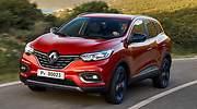 Renault Kadjar frontal