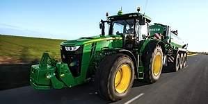 La histórica compañía John Deere presenta el primer tractor 100% eléctrico del mundo