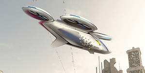 Airbus probará su taxi volador antes de que finalice 2017