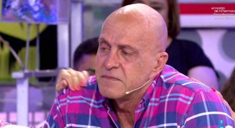 Kiko Matamoros a favor de Puigdemont
