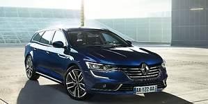 Renault Talisman Sport Tourer: mucho sitio para grandes viajes