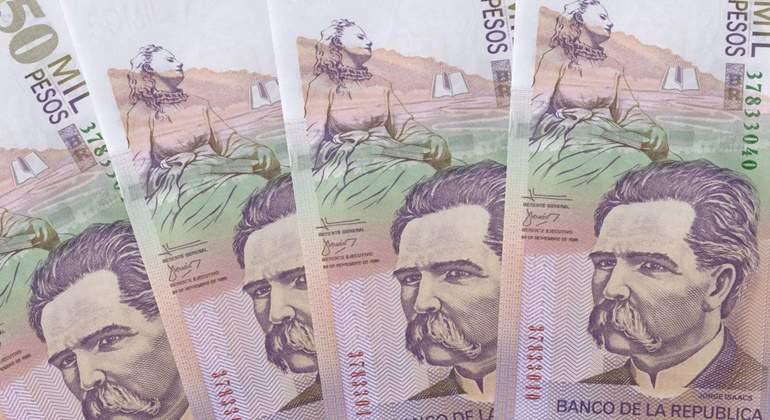 pesos colombia