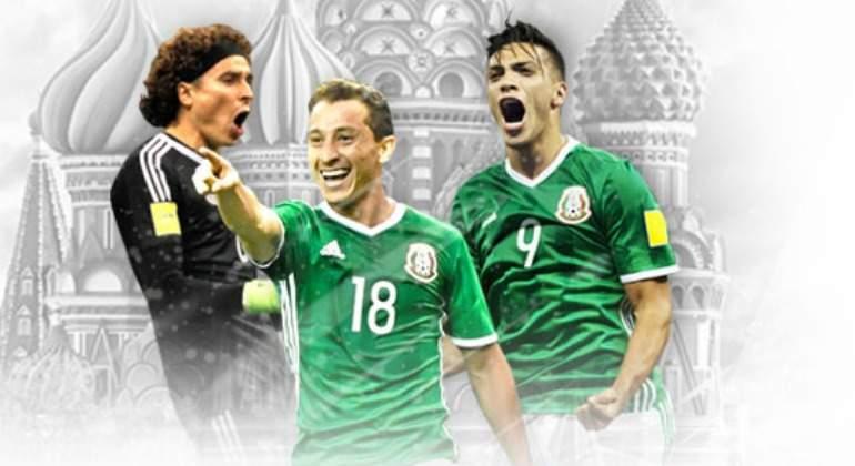 México entre gigantes