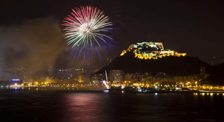 Cinco hoteles para vivir las hogueras de San Juan