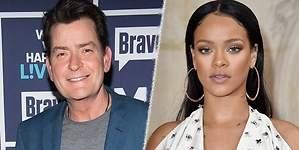 Charlie Sheen se disculpa con Rihanna trasn insulto