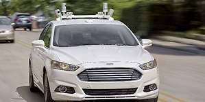 El coche autónomo de Ford llegará en 2021 sin pedales ni volante