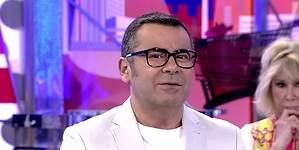 La emotiva despedida de Jorge Javier Vázquez de Sálvame
