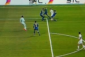 ¿Hubo fuera de juego previo de Morata?