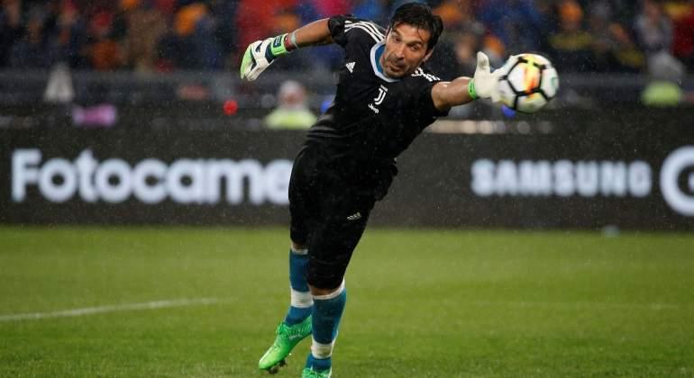 Buffon jugará su último partido con la Juventus el sábado
