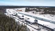 El Ártico, una iglesia finlandesa... Lugares raros para guardar datos