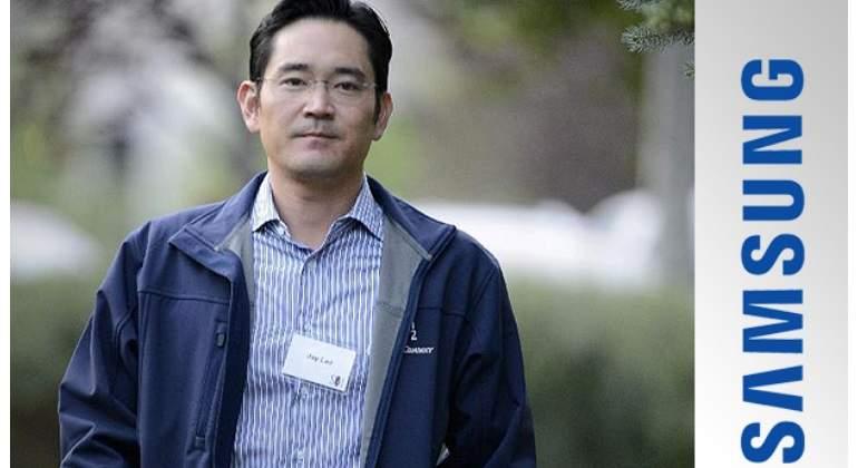 Heredero de Samsung fue interrogado como sospechoso en escándalo de corrupción