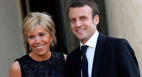 Brigitte Macron: desayunamos juntos, mis arrugas y yo; él, con su juventud