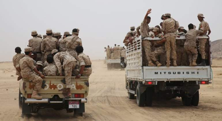 Mueren ocho supuestos miembros de Al Qaeda en un ataque aéreo de EEUU en el Yemen