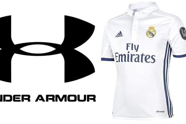 Casarse detección cerrar  Adiós a Adidas? El Real Madrid ya negocia con Under Armour por 150 millones  por temporada - EcoDiario.es
