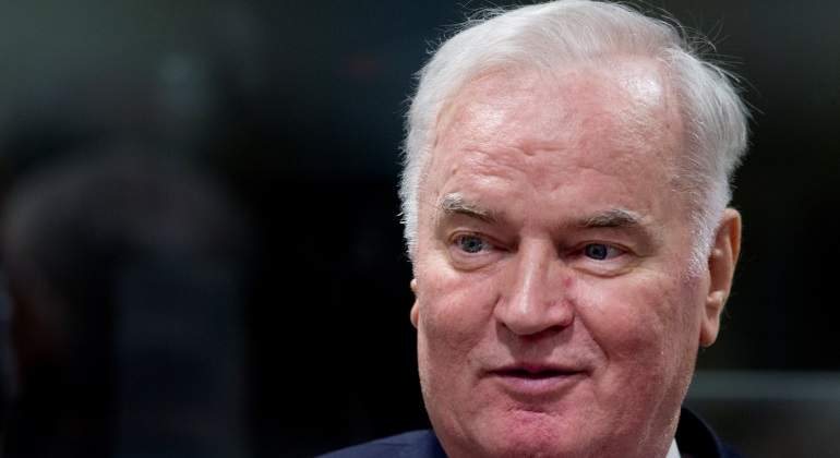 Cadena perpetua para Mladic, el carnicero de Bosnia