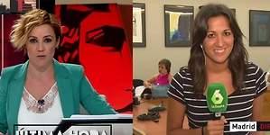 Una reportera de Al rojo vivo se queda en blanco y Pardo sale al rescate