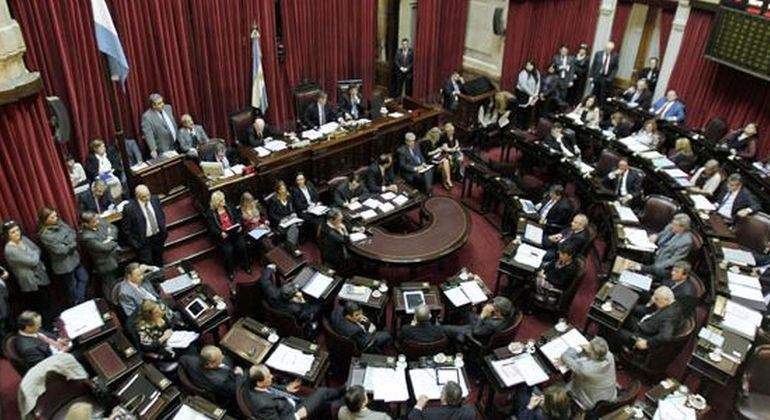 Evacuaron el Congreso de la Nación por una amenaza de bomba