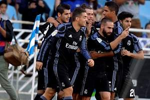 El plan del Madrid para vender a James