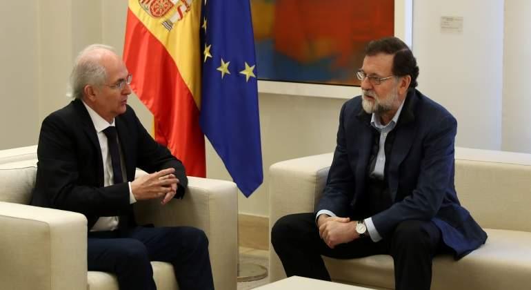 Opositor Antonio Ledezma lanzó advertencia a Nicolás Maduro